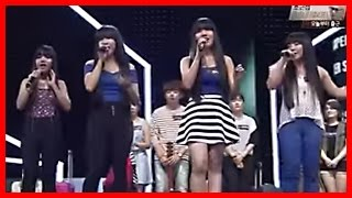 "Amazing Sisters (MICA) From Philippines Sing ""MISSING YOU"" On Korean Show"