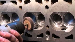 Увеличение мощности двигателя часть-3 увеличение камеры сгорания для турбо двигателя.