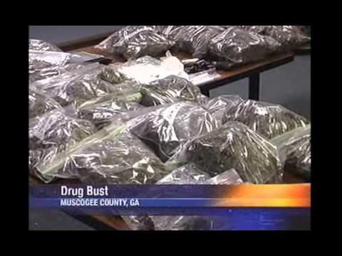 WRBL Columbus Drug Bust