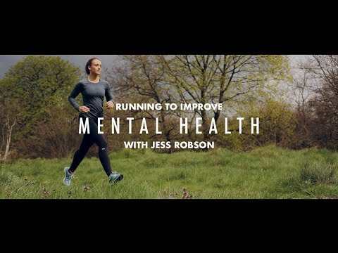Running to Improve Mental Health | Jess Robson