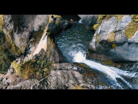 Ötztal - Untere Auerklamm - Canyoning-Tour