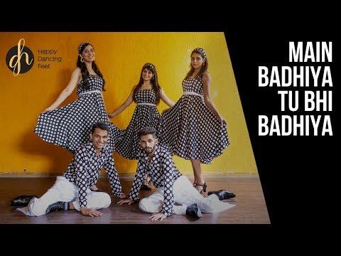Main Badhiya Tu Bhi Badhiya | Sanju | Happy Dancing Feet | Ranbir Kapoor | Sonam Kapoor