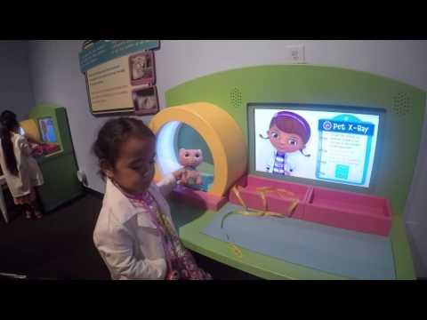 Doc McStuffins: The Exhibit   Discovery Cube   Santa Ana   Jun 22 2017