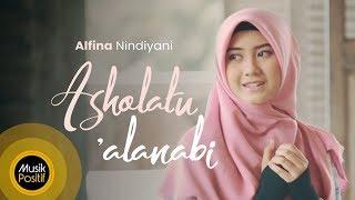 Alfina Nindiyani - Asholatu'alanabi (Music Video)