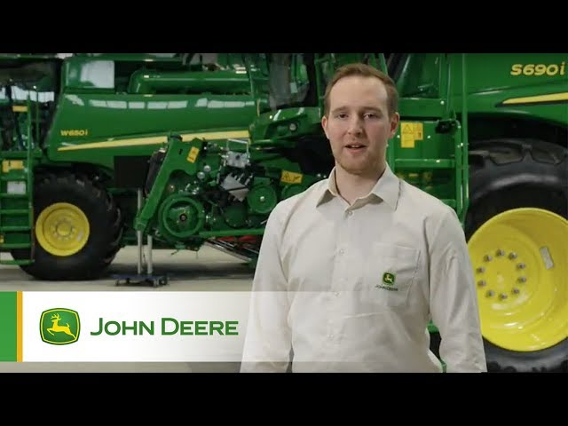 John Deere | S-Series Walkaround