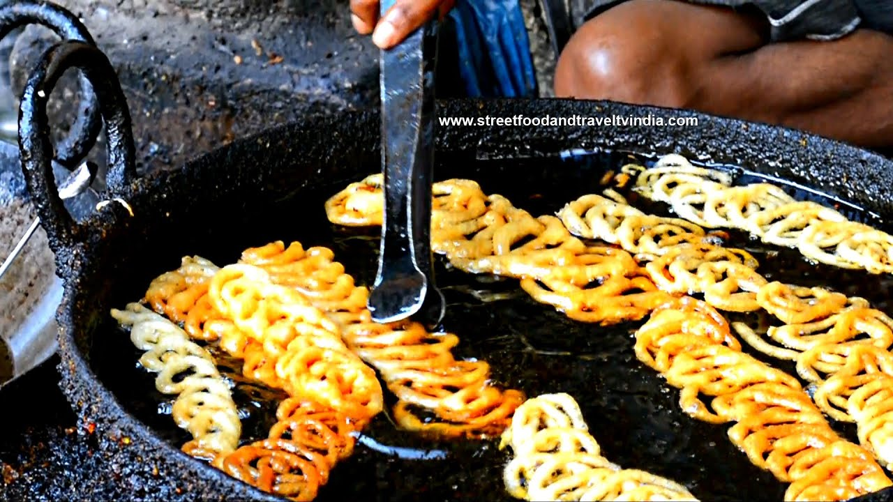 Jalebi indian sweet food indian food cooking video 7 youtube forumfinder Image collections