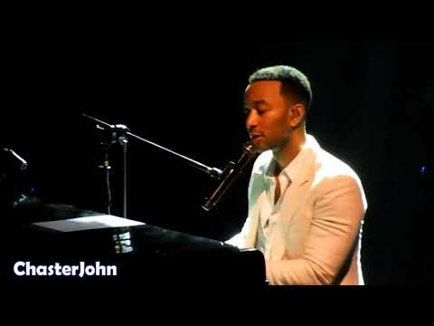 JOhn Legend Live in Manila 2018 - Beauty and the Beast