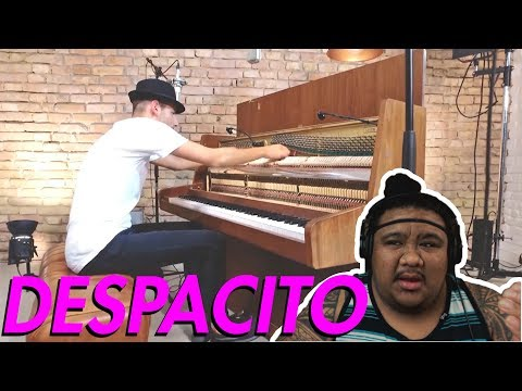 Peter Bence - Despacito (Piano Cover) [MUSIC REACTION]