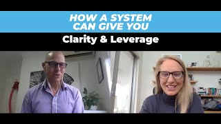 Gambar cover How a system can give you clarity and leverage | Pyjama Bosses | 6 Figure Circle Interviews