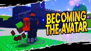 Becoming The AVATAR! | First Time Trying Out Virtue | Roblox Black Magic II
