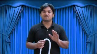 Classic Stiff Rope Magic trick Revealed