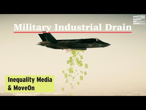 Robert Reich: The Military-Industrial Drain
