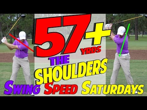 Important Golf Tip For Distance | Are You Making a 57 Yard Mistake?