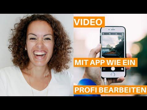 Videobearbeitung mit App Tutorial Deutsch: Inshot App Video Bearbeitung Schritt für Schritt