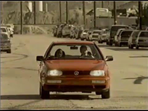 "1997 Volkswagen Golf Mk3 Commercial  - ""Da Da Da"""