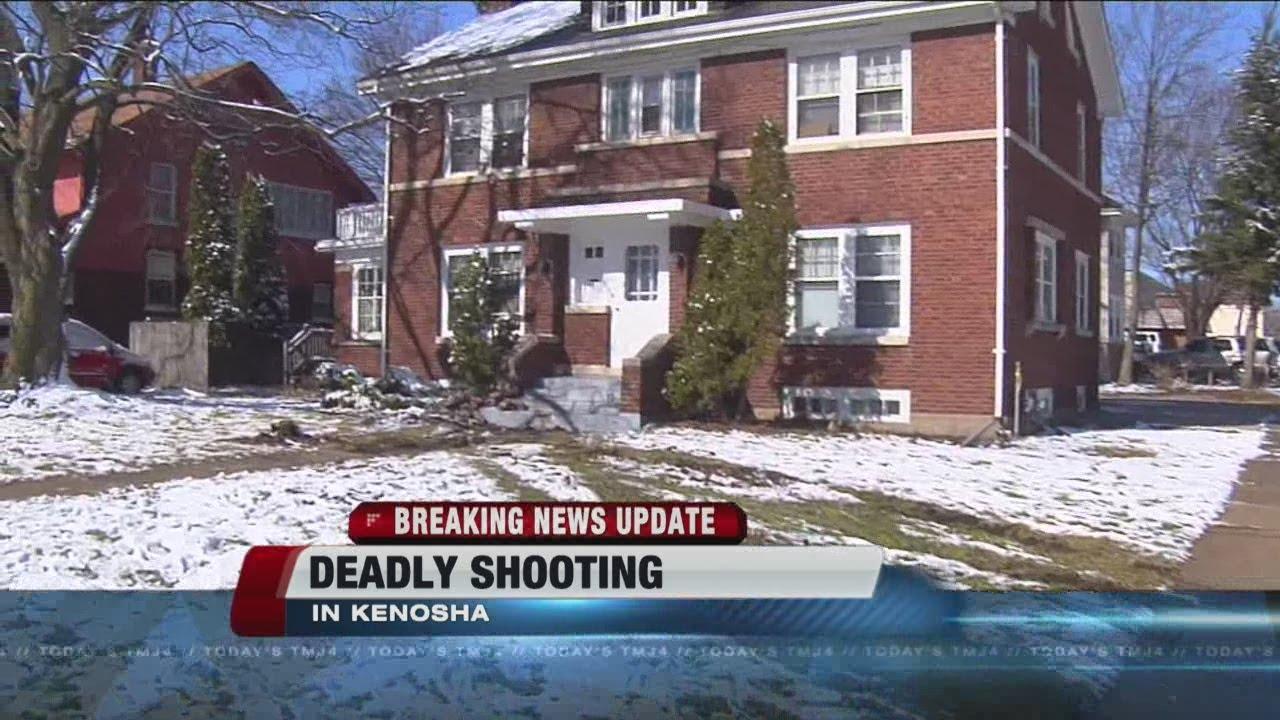 Kenosha police shooting: Police shooting in Wisconsin leaves 1 ...