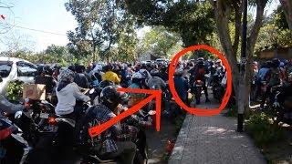 Беспредел на дорогах это норма! Дороги и транспорт на Бали.