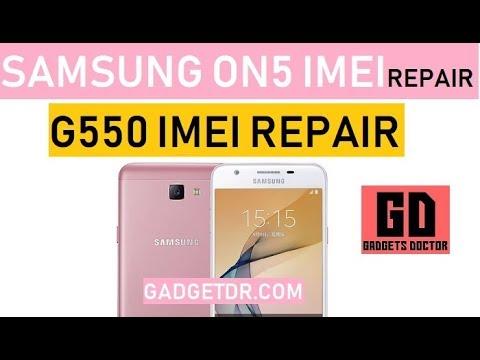 Samsung G550Fy Imei Change