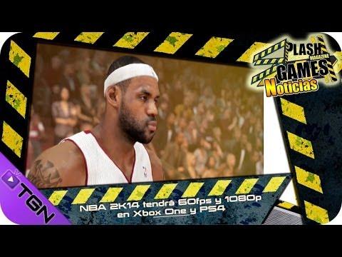NBA 2K14 tendrá 60fps y 1080p en Xbox One y PS4