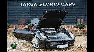 Ferrari 599 GTB Fiorano F1 5.9 V12 2dr Coupe Automatic in Nero Daytona 2007