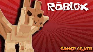 NAGA YANG ANEH !!! | Part-11| | Super Paper Roblox| - Roblox Indonesia -