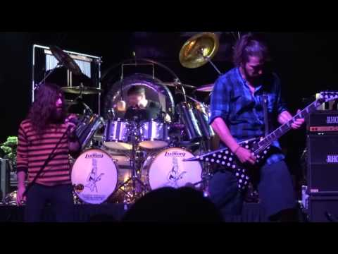 RAY LUZIER Mr. Crowley BRIAN TICHY DEVIN SARZO RANDY RHOADS REMEMBERED NAMM 2016 M3 EVENTS LIVE
