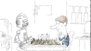 Red Bull ¦ Cartoon Schach CH de