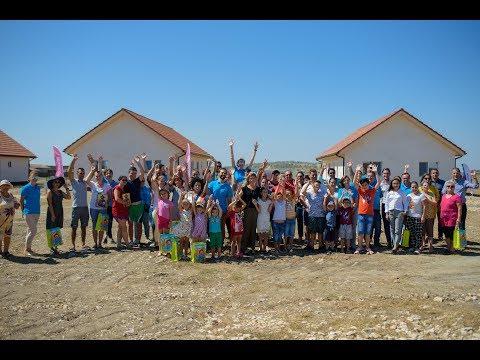 Habitat For Humanity Romania - Ceremonie Dedicare Case Big Build 2018