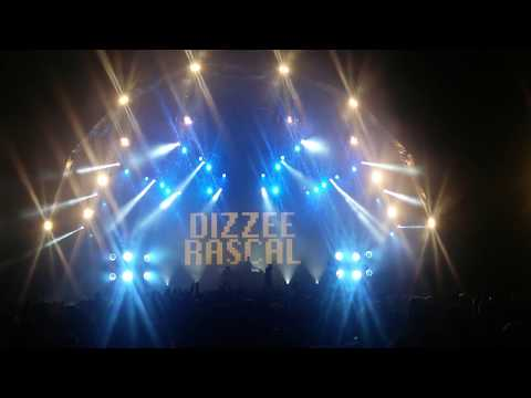 Dizzee Rascal - Bonkers (Live at Lockdown Festival 3-9-2017)