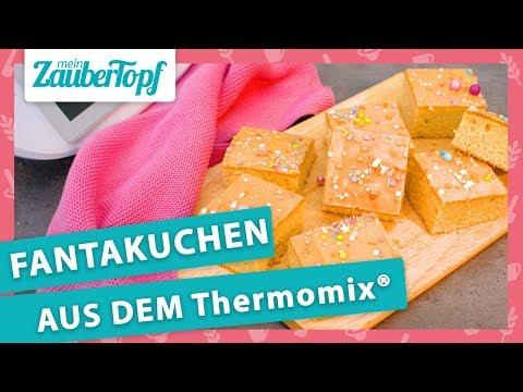 Fantakuchen Aus Dem Thermomix®: Dieses Rezept Werdet Ihr LIEBEN! 😍