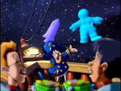 Cap'n Crunch (Rocket) Crunchatize Me Commercial