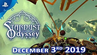 Stardust Odyssey - Release Date Trailer | PS VR