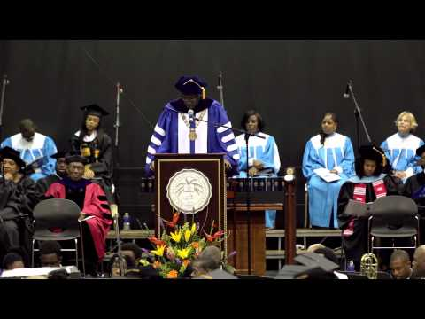 UVI 2014 Commencement - St. Thomas - Honorary Degree Recipients