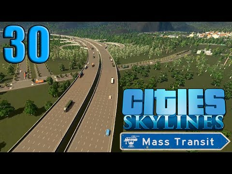 SPECIALIZED INDUSTRY AND MORE HIGHWAYS!   Cities Skylines Gameplay S2E30