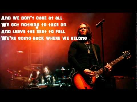Клип Alter Bridge - We Don't Care At All