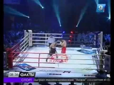 Dmitry Kudryashov VS Levan Jomardashvili Who Champion of the Commonwealth of Independent States