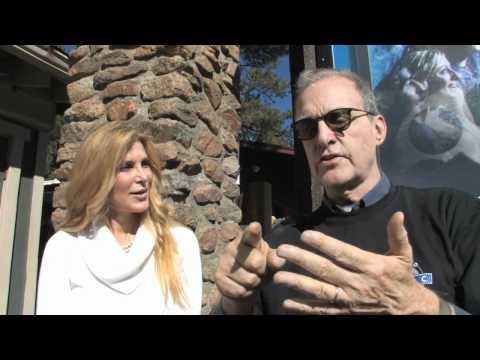 ReelRocket TV - Marshall Bell being interviewed by Jody Mortara