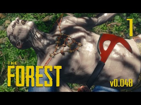 SON OF A BEACH - The Forest Gameplay Walkthrough Part 1 - (A