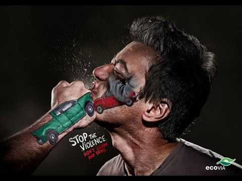Best Social Advertising Campaigns - STOP & THINK