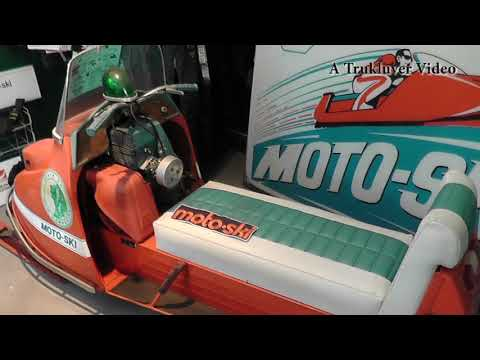 New Hampshire Snowmobile Museum 2019 Winter Rally