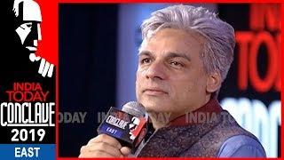 Isha Khan Chaudhury Throws Light On Congress' Dynasty Politics | #ConclaveEast2019