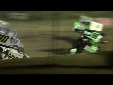 Linda's Speedway Highlights, Crashes, Flips May 4th, 2018