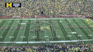 """The Facts of Life"" - October 19th, 2013 - The Michigan Marching Band"