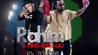 LAJ Ft Rahim De Wizard- Big Trouble Na Small Salone (djwazzy Sweden Prom)