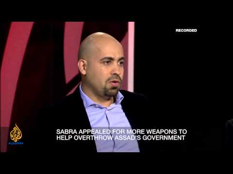 Inside Syria - Syria's opposition: Embracing change