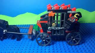 Sandık Peşinde (Lego Brickfilm)