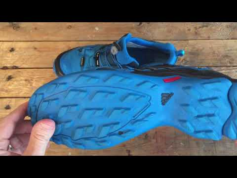 e54316acfdd1f Review of Adidas TERREX SWIFT R2 GTX - YouTube