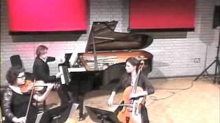 Piano Trio (2007) i. Moto Perpetuo - Matthew Hindson