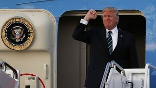 2017-10-27-01-00.Trump-Flight-to-Re-Election-Fundraiser-Billed-to-Taxpayers