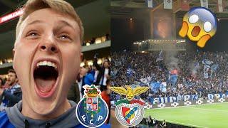 INCREDIBLE SCENES AS FC PORTO BEAT SLB! - AwayDays